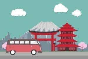 เช่ารถในญี่ปุ่นพร้อมคนขับ