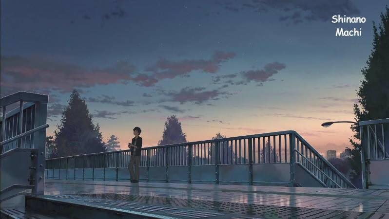 Shinano Machi - Your Name