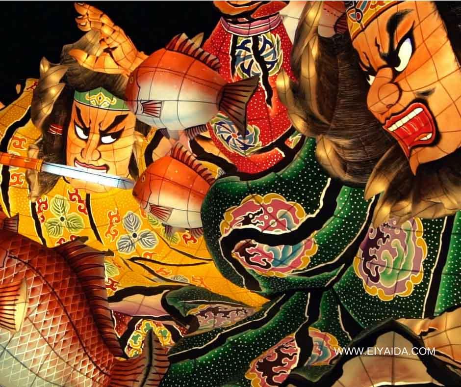 ฤดูกาลแห่งเทศกาล ขบวนแห่ญี่ปุ่น
