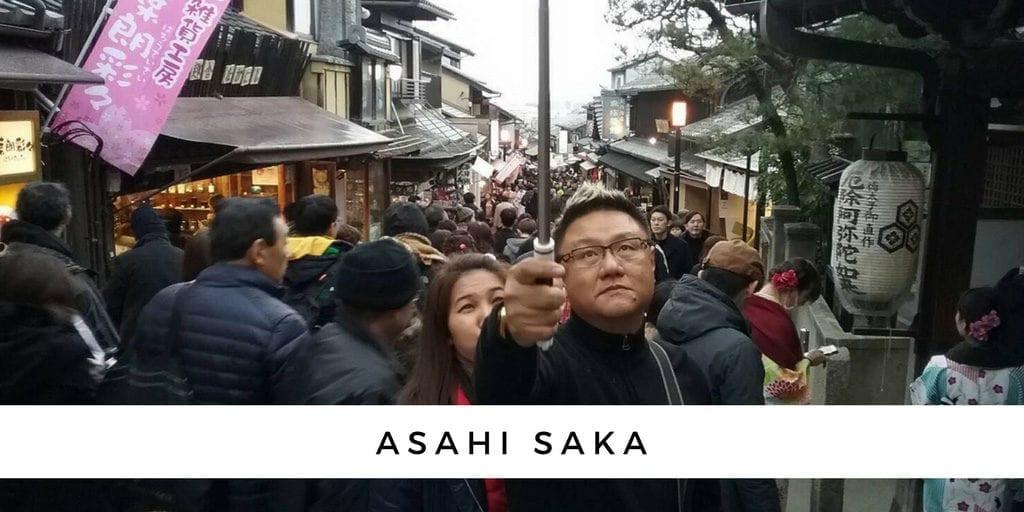 เที่ยวญี่ปุ่นตลาดกาน้ำชา