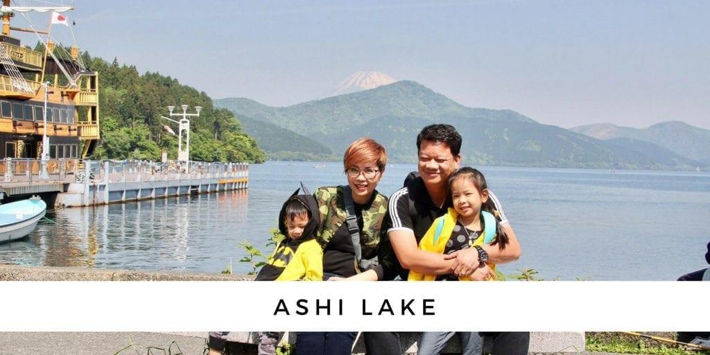 เที่ยวญี่ปุ่นทะเลสาปอะชิ