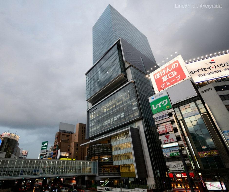 17 ห้างดังย่านชิบูย่า - Shibuya Hikarie