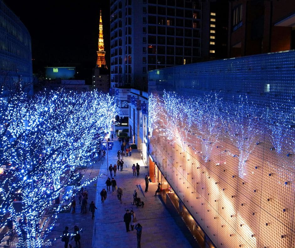 Winter Illumination
