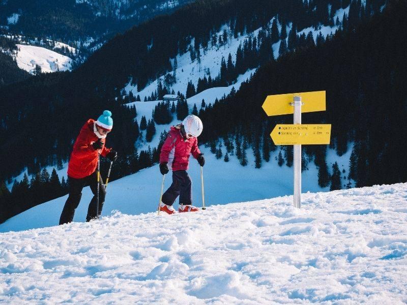 ปีนเขาเล่นสกีที่ญี่ปุ่นหน้าหนาว