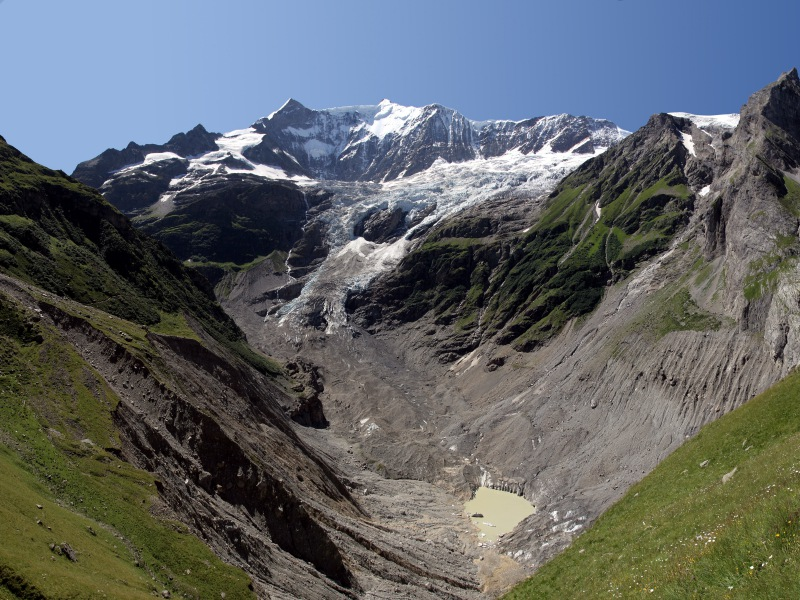 Lower Grindelwald Glacier