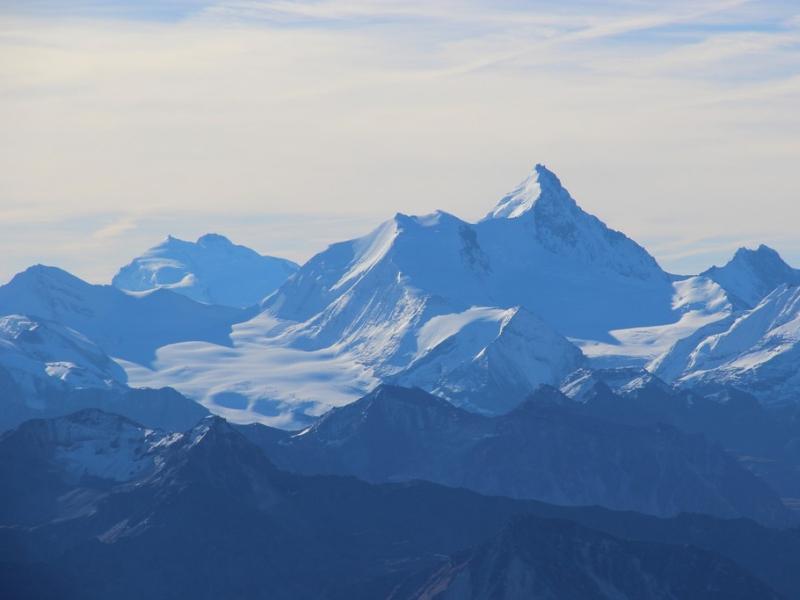 เทือกเขามอนเตโรซ่า