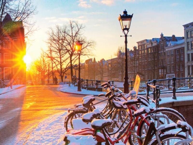 ฤดูหนาวยุโรป