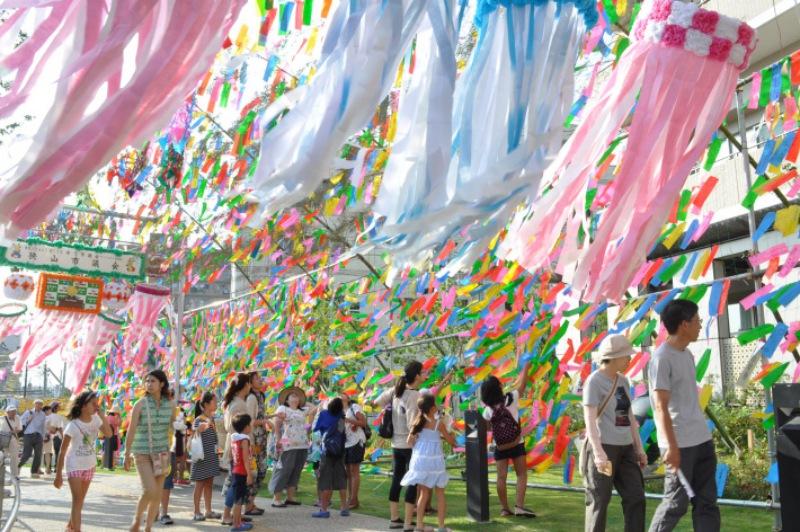 Sayama Irumagawa Tanabata Fesitval