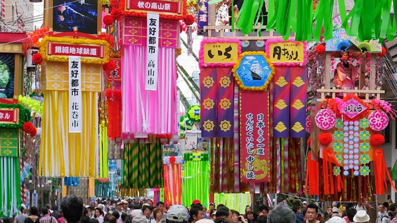 Shonan Hiratsuka Tanabata Festival